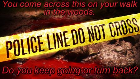 meme--police line