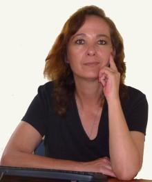Author Jo Robinson.