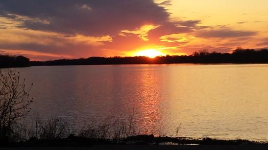 Ohio Sunset.