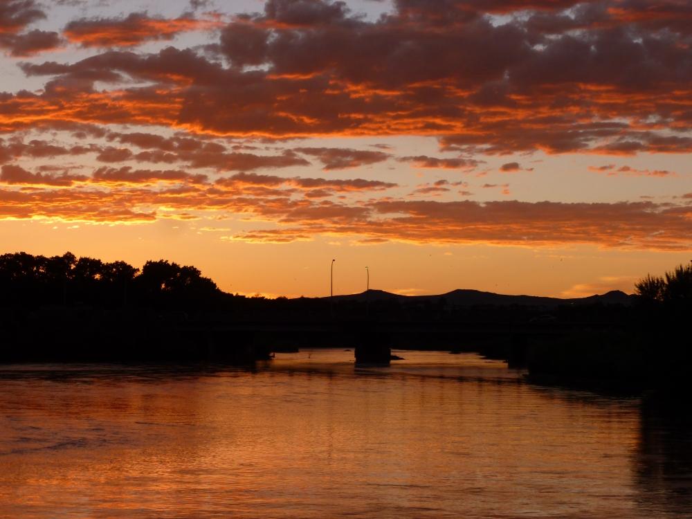Albuquerque Sunset.