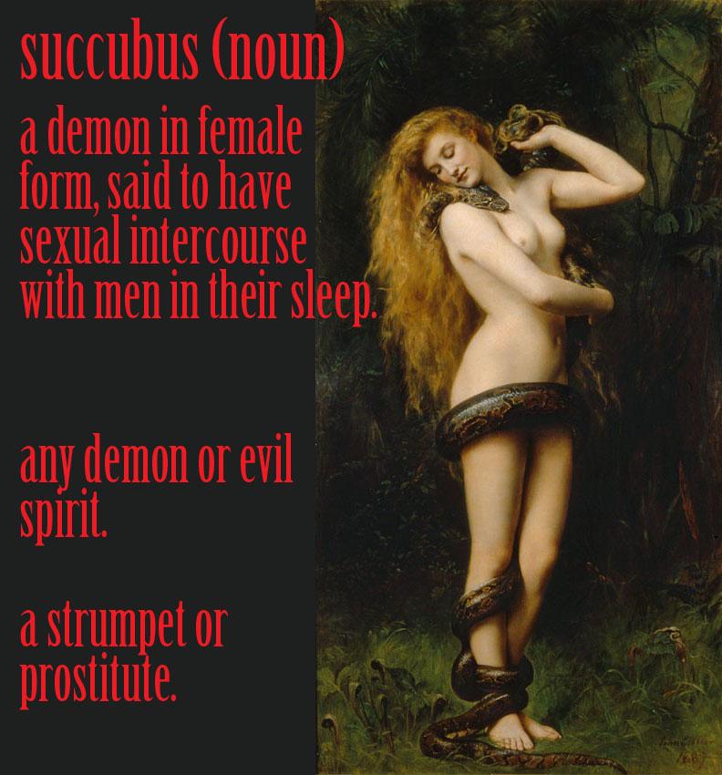 succubus)