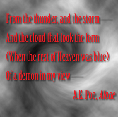 Poe_Alone